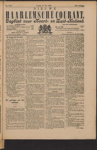 Nieuwe Haarlemsche Courant 1902-05-27