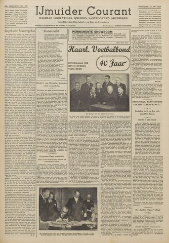 IJmuider Courant 1939-06-28