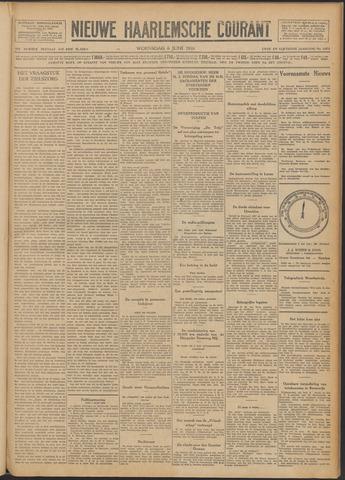 Nieuwe Haarlemsche Courant 1928-06-06