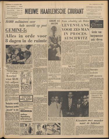 Nieuwe Haarlemsche Courant 1965-08-19