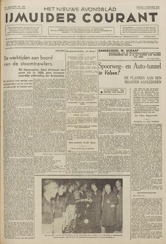 IJmuider Courant 1938-09-09