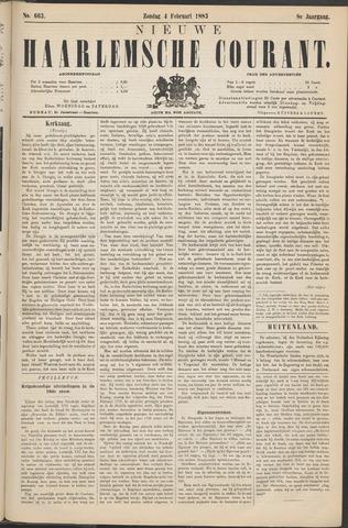 Nieuwe Haarlemsche Courant 1883-02-04