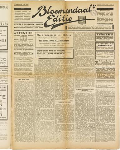 Bloemendaal's Editie 1929-06-15