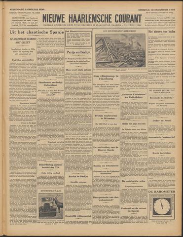 Nieuwe Haarlemsche Courant 1933-12-12
