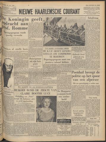 Nieuwe Haarlemsche Courant 1956-07-25