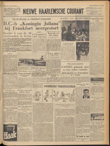 Nieuwe Haarlemsche Courant 1952-03-22