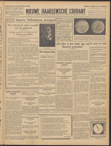 Nieuwe Haarlemsche Courant 1938-02-02