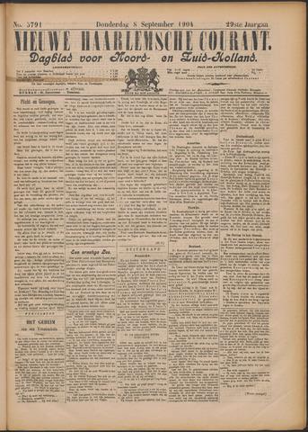 Nieuwe Haarlemsche Courant 1904-09-08