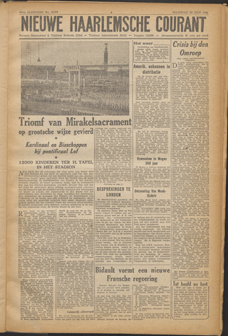 Nieuwe Haarlemsche Courant 1946-06-24