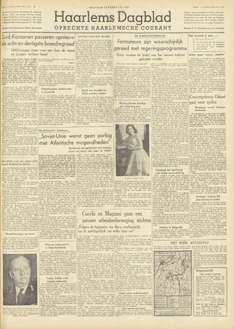 Haarlem's Dagblad 1951-02-12