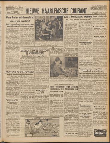 Nieuwe Haarlemsche Courant 1950-06-01