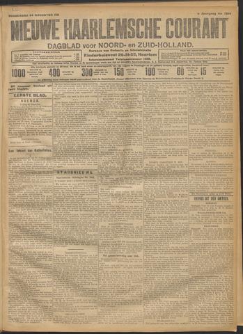 Nieuwe Haarlemsche Courant 1911-08-24