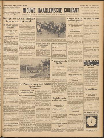 Nieuwe Haarlemsche Courant 1939-04-18