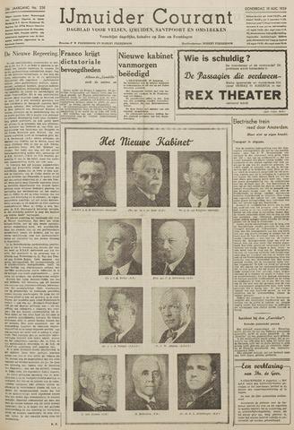 IJmuider Courant 1939-08-10