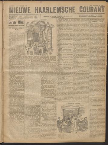Nieuwe Haarlemsche Courant 1921-09-14