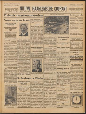 Nieuwe Haarlemsche Courant 1933-06-09