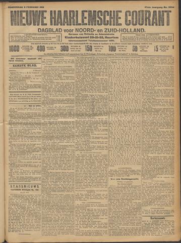 Nieuwe Haarlemsche Courant 1913-02-06