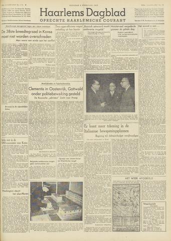 Haarlem's Dagblad 1951-02-06
