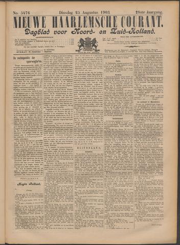 Nieuwe Haarlemsche Courant 1903-08-25