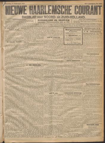 Nieuwe Haarlemsche Courant 1917-02-13