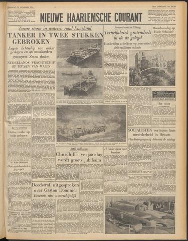 Nieuwe Haarlemsche Courant 1954-11-29