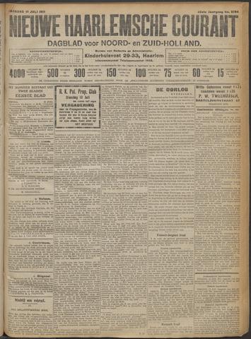 Nieuwe Haarlemsche Courant 1915-07-12