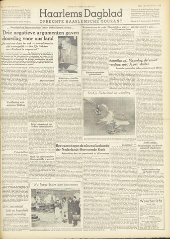 Haarlem's Dagblad 1951-09-07