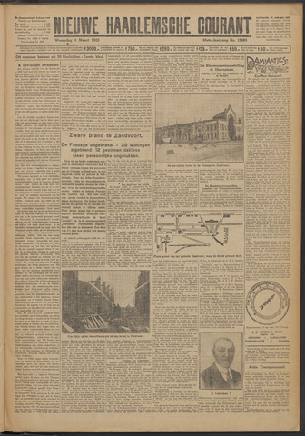 Nieuwe Haarlemsche Courant 1925-03-04