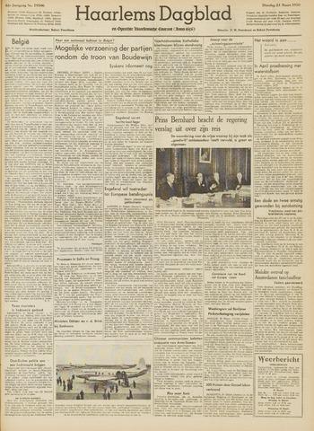 Haarlem's Dagblad 1950-03-21