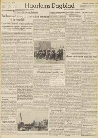 Haarlem's Dagblad 1947-09-23