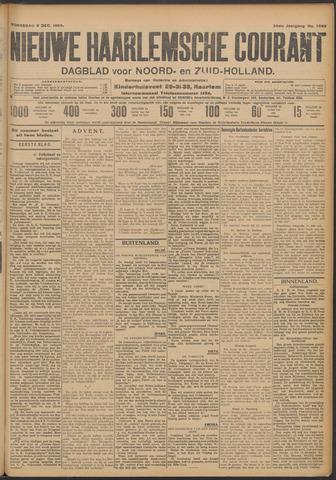 Nieuwe Haarlemsche Courant 1909-12-08