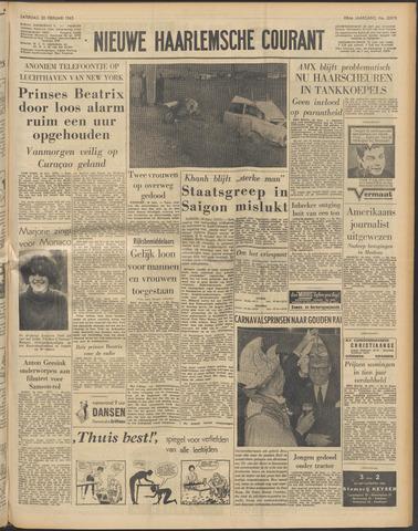 Nieuwe Haarlemsche Courant 1965-02-20