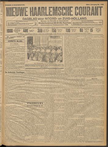 Nieuwe Haarlemsche Courant 1911-12-12