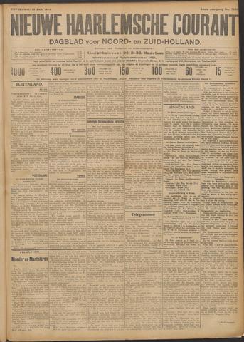 Nieuwe Haarlemsche Courant 1910-01-13