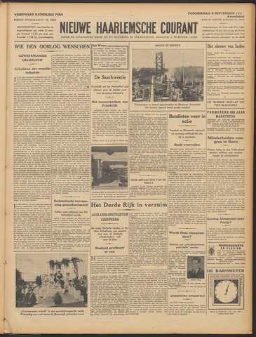 Nieuwe Haarlemsche Courant 1934-09-06