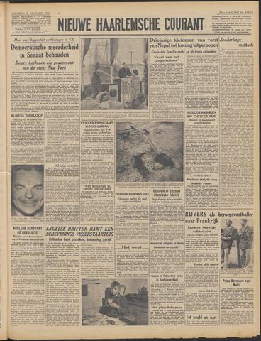 Nieuwe Haarlemsche Courant 1950-11-08