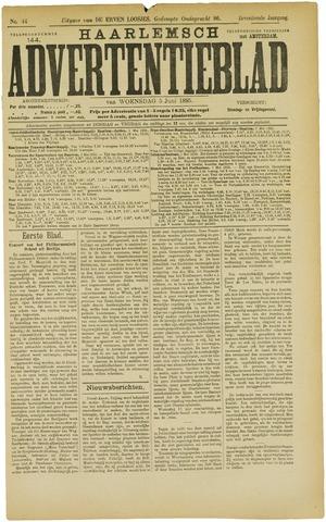 Haarlemsch Advertentieblad 1895-06-05