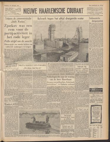 Nieuwe Haarlemsche Courant 1957-10-29