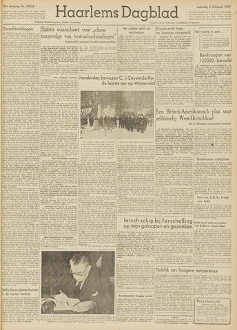 Haarlem's Dagblad 1947-02-06
