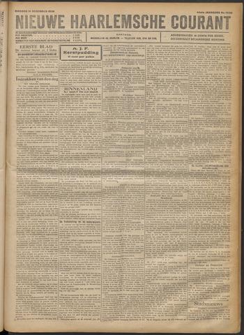Nieuwe Haarlemsche Courant 1920-12-14