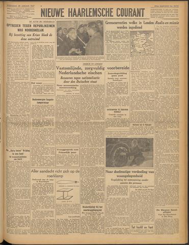 Nieuwe Haarlemsche Courant 1947-01-29