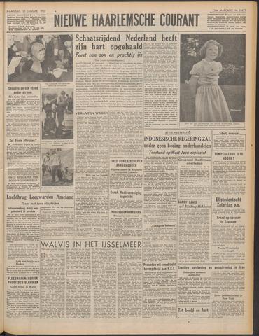 Nieuwe Haarlemsche Courant 1950-01-30