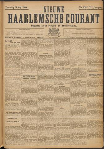 Nieuwe Haarlemsche Courant 1906-08-25