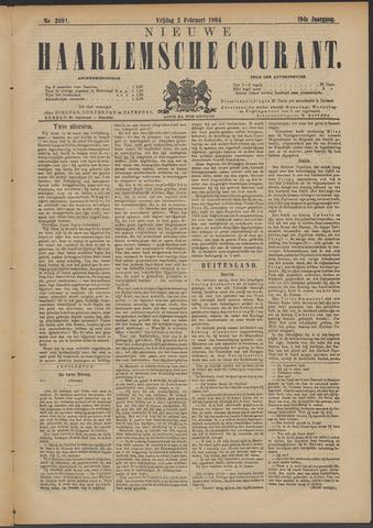 Nieuwe Haarlemsche Courant 1894-02-02