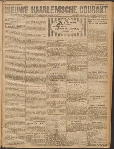 Nieuwe Haarlemsche Courant 1919-10-11