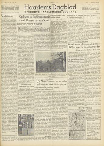 Haarlem's Dagblad 1951-02-02