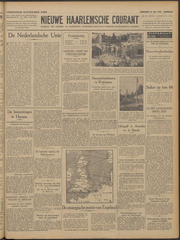 Nieuwe Haarlemsche Courant 1940-07-25