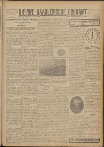 Nieuwe Haarlemsche Courant 1923-11-23