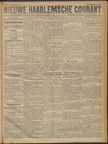 Nieuwe Haarlemsche Courant 1919-08-29