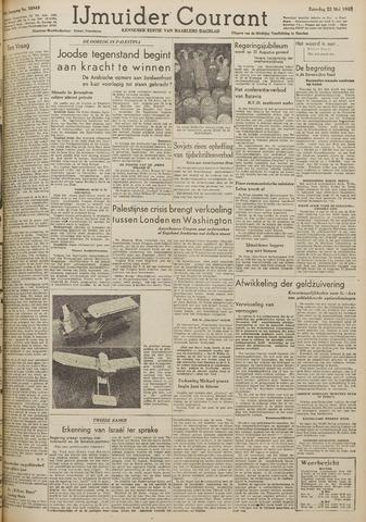IJmuider Courant 1948-05-22